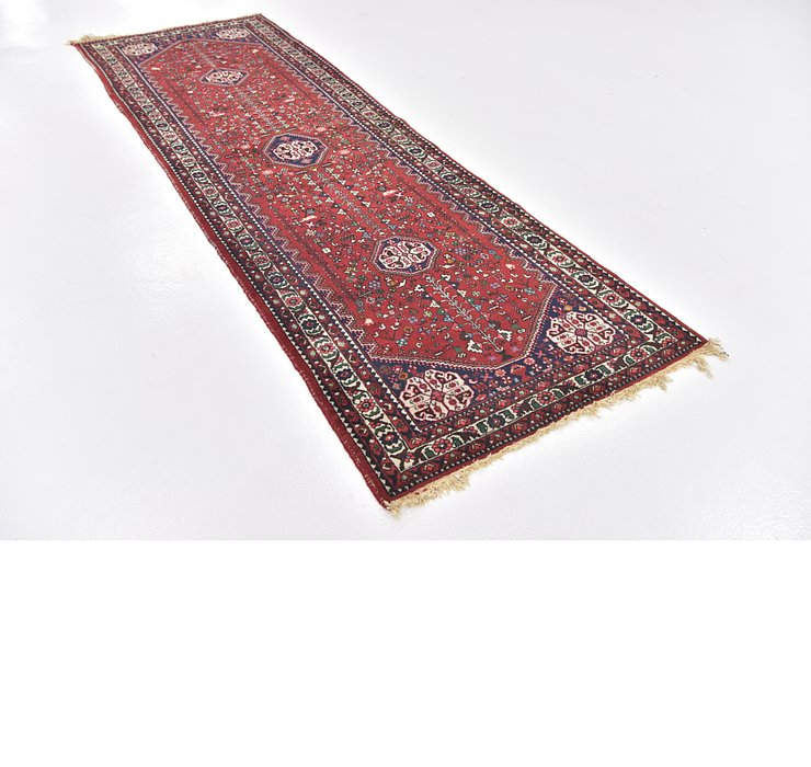 3' 2 x 9' 10 Bakhtiar Persian Runner...