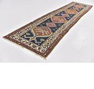 Link to 3' 5 x 14' 2 Heriz Persian Runner Rug