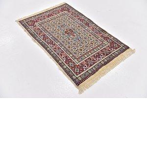 2' 8 x 4' Mood Persian Rug