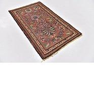 Link to 2' 9 x 4' 4 Meshkabad Persian Rug