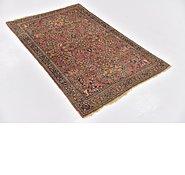 Link to 97cm x 152cm Sarough Persian Rug