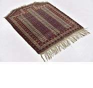 Link to 3' 3 x 4' Bokhara Oriental Rug