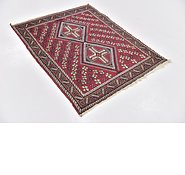 Link to 3' 5 x 4' 5 Yalameh Persian Rug