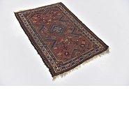 Link to 2' 9 x 4' Ghashghaei Persian Rug