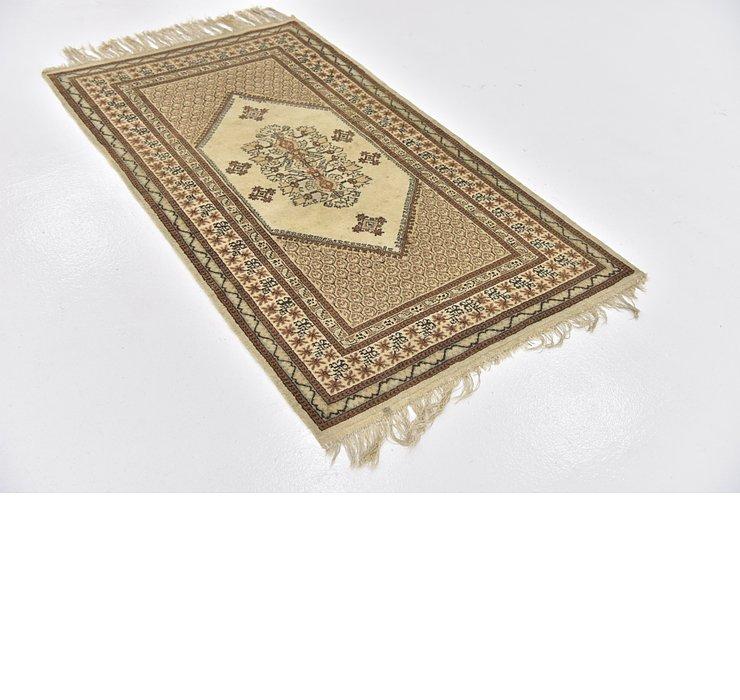 3' 2 x 5' 4 Moroccan Rug