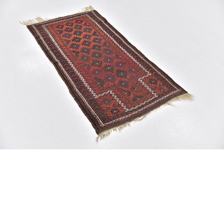 2' 6 x 5' Shiraz Persian Rug