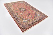 Link to 4' 10 x 7' 5 Kashan Persian Rug