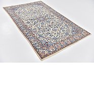 Link to 4' 10 x 6' 9 Nain Persian Rug