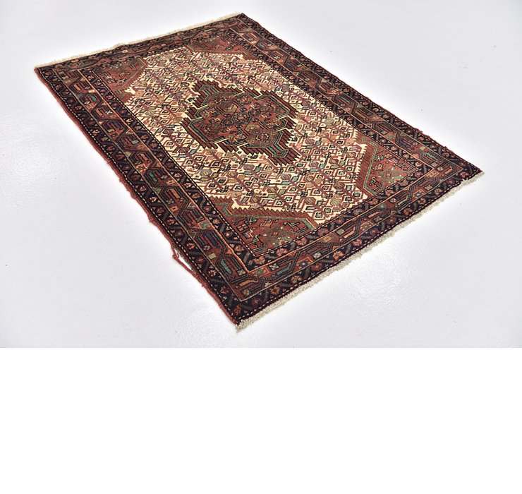 3' 8 x 5' Darjazin Persian Rug