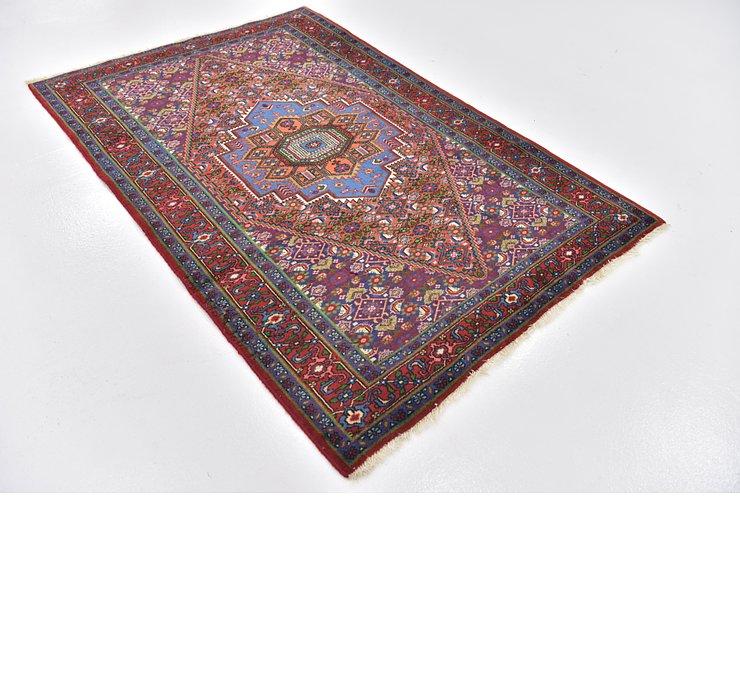4' 4 x 6' 7 Tabriz Persian Rug
