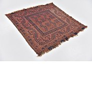 Link to 4' x 4' 3 Sirjan Persian Square Rug
