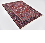 Link to 4' 9 x 6' 5 Gharajeh Persian Rug