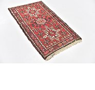 Link to 2' 5 x 4' Gharajeh Persian Rug
