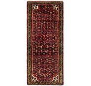 Link to 2' 7 x 6' 7 Hamedan Persian Runner Rug