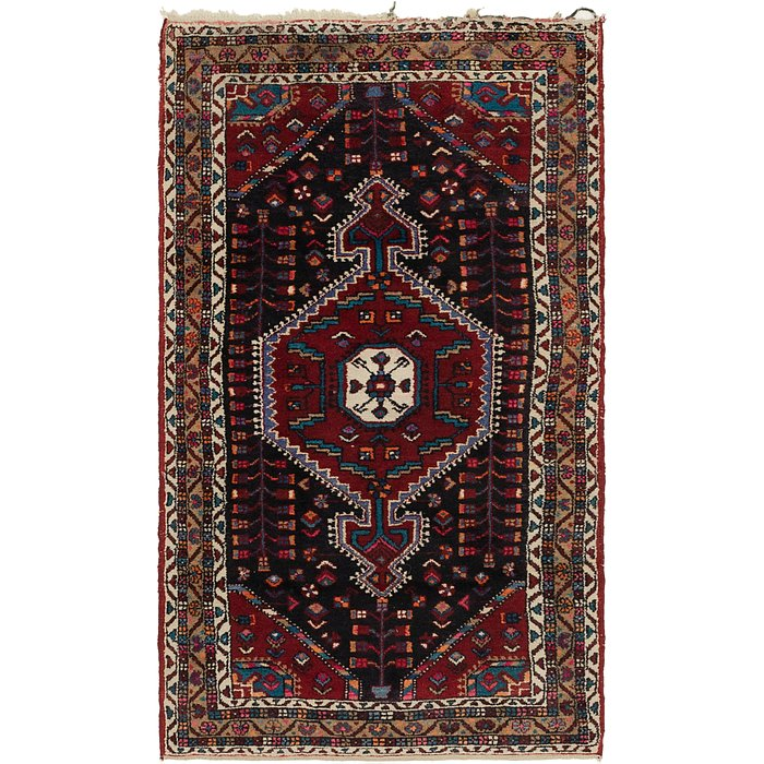 3' 6 x 6' 2 Tuiserkan Persian Rug