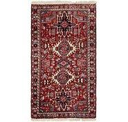 Link to 3' 5 x 6' 5 Gharajeh Persian Rug