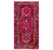 Link to 3' 5 x 7' Zanjan Persian Runner Rug