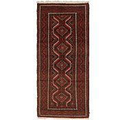 Link to 3' 6 x 8' 8 Balouch Persian Runner Rug