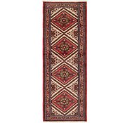 Link to 2' 6 x 7' 2 Hossainabad Persian Runner Rug