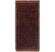 Link to 3' 2 x 7' Balouch Persian Runner Rug