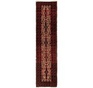 Link to 3' x 13' 5 Meshkin Persian Runner Rug