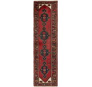 Link to 2' 5 x 9' 5 Hamedan Persian Runner Rug
