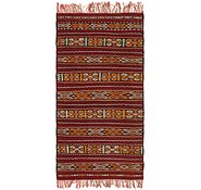 Link to 3' 7 x 7' 8 Moroccan Runner Rug