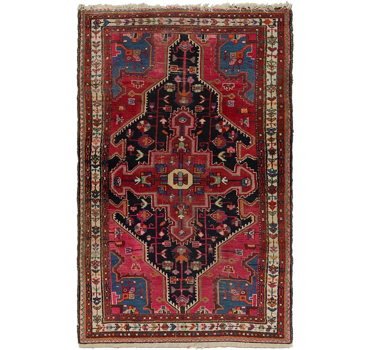 3' 6 x 6' Tuiserkan Persian Rug