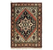 Link to 2' 4 x 3' 9 Sirjan Persian Rug