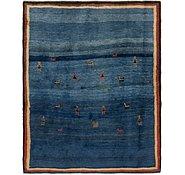 Link to 7' x 8' 10 Shiraz-Gabbeh Persian Rug