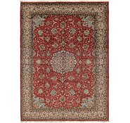 Link to 8' 8 x 12' Sarough Persian Rug