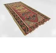 Link to 5' 4 x 11' 2 Kilim Fars Runner Rug