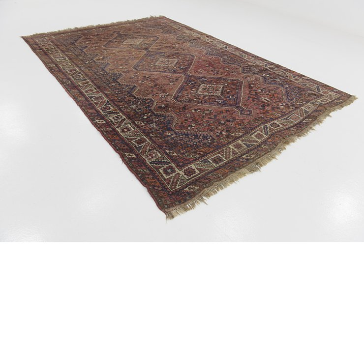 7' 8 x 10' 9 Shiraz Persian Rug
