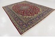 Link to 9' 9 x 12' 9 Isfahan Persian Rug