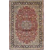 Link to 9' 4 x 13' 7 Isfahan Persian Rug