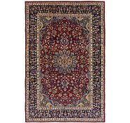 Link to 9' 9 x 14' 9 Isfahan Persian Rug