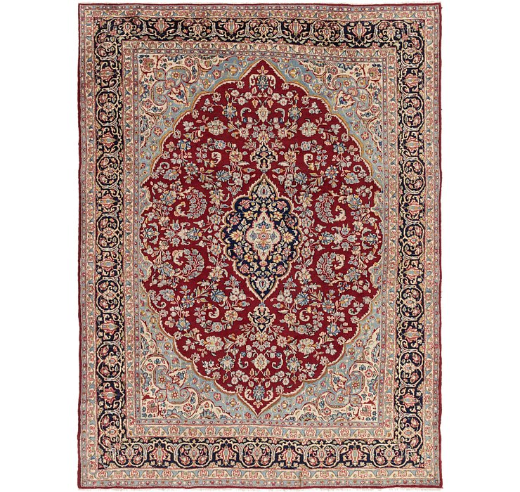 8' 3 x 11' 2 Kerman Persian Rug