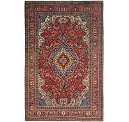 Link to 7' 6 x 11' Tabriz Persian Rug