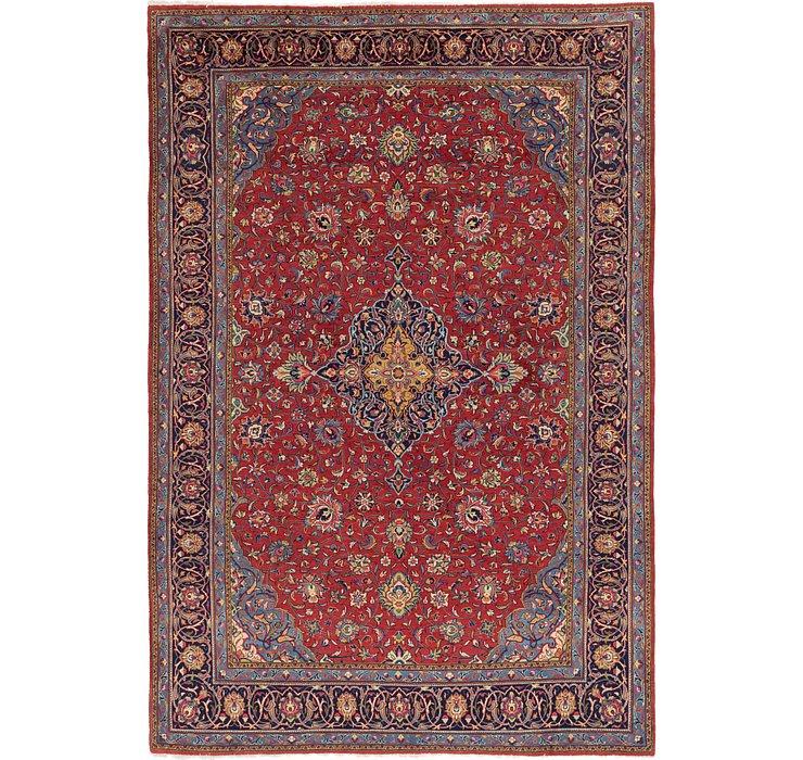 7' 7 x 11' Mahal Persian Rug