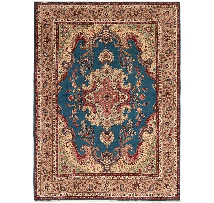 8' 4 x 11' 2 Tabriz Persian Rug