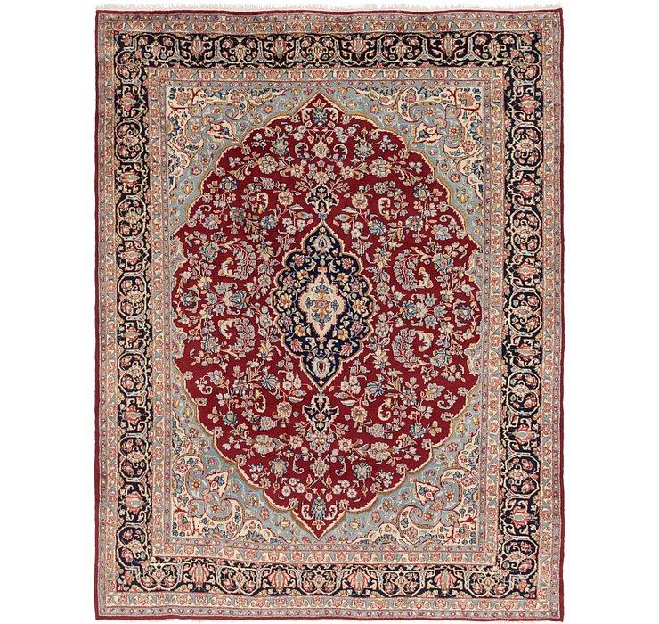 262cm x 335cm Kerman Persian Rug