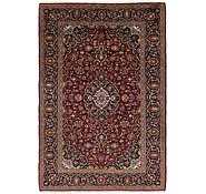 Link to 7' 8 x 11' 6 Kashan Persian Rug