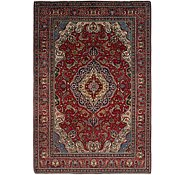 Link to 7' 4 x 11' Tabriz Persian Rug