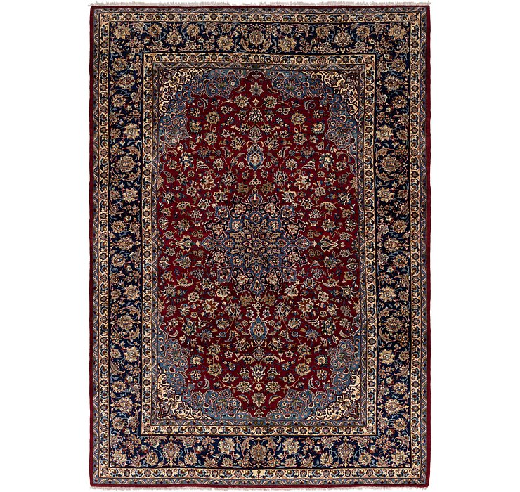 10' 9 x 15' Isfahan Persian Rug