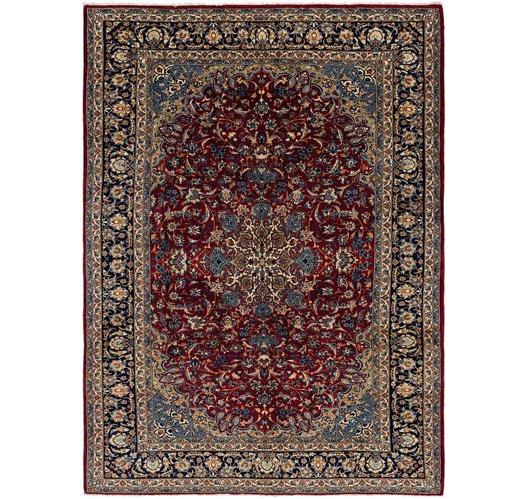 9' 10 x 13' 3 Isfahan Persian Rug