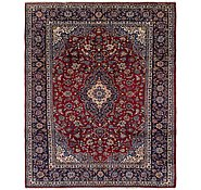 Link to 9' 6 x 12' Kashan Persian Rug