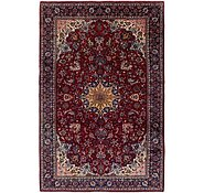 Link to 9' 7 x 14' 10 Mashad Persian Rug
