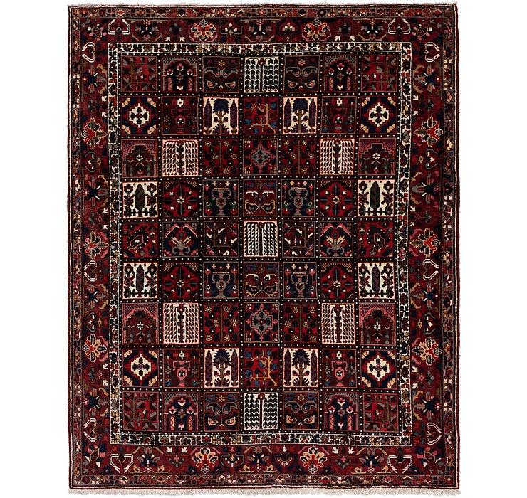 10' 2 x 12' 4 Bakhtiar Persian Rug