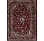 Link to 9' 10 x 14' Kashan Persian Rug
