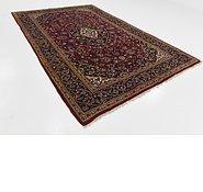 Link to 205cm x 318cm Kashan Persian Rug